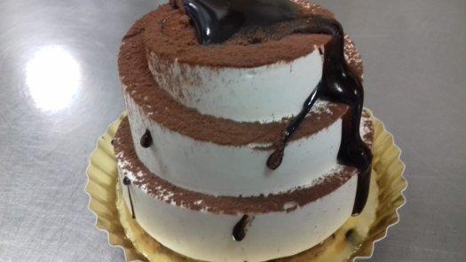 Tiramisú Pastelería Torrente